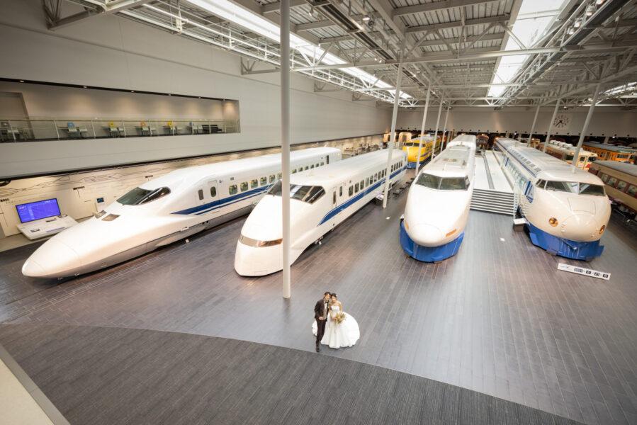 歴代の新幹線電車
